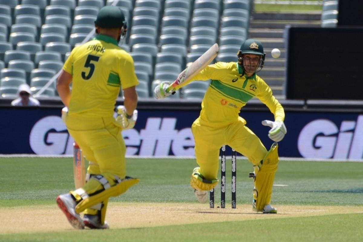 India vs Australia 2nd ODI: Shaun Marsh smashes century as Australia set target of 299 for India