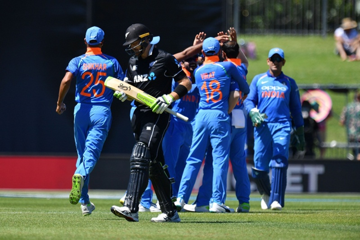 News Alerts! India vs New Zealand 1st ODI: India defeat Kiwis by 8 wickets