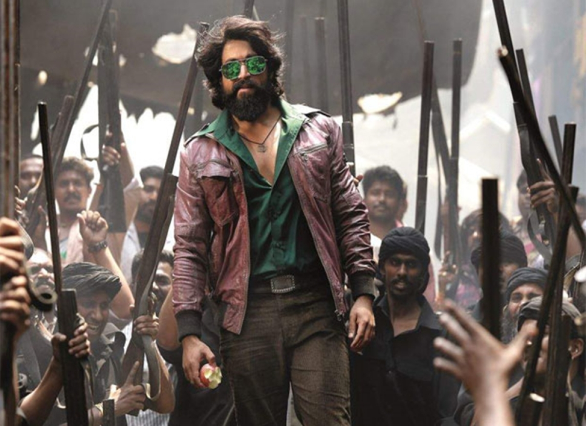 'KGF' becomes first commercial Kannada film to release in Pakistan