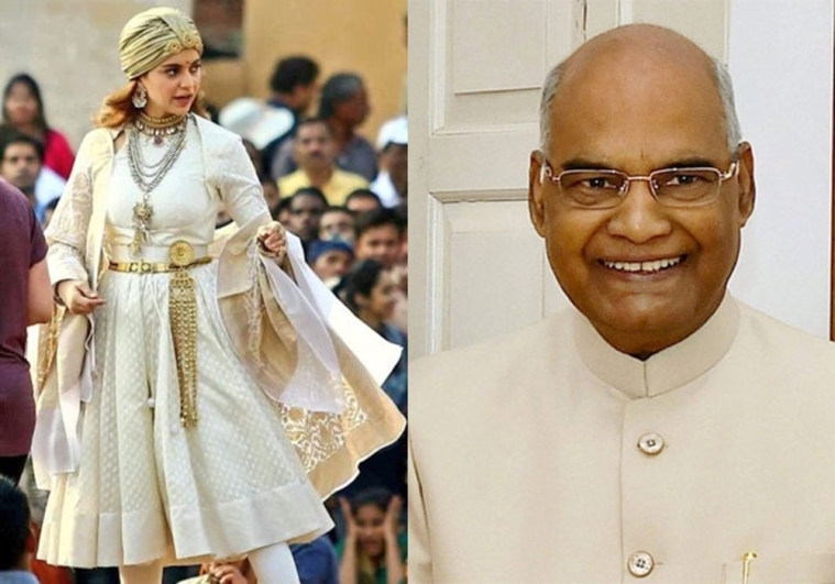 Manikarnika: Special screening of the film to be held for President Ram Nath Kovind