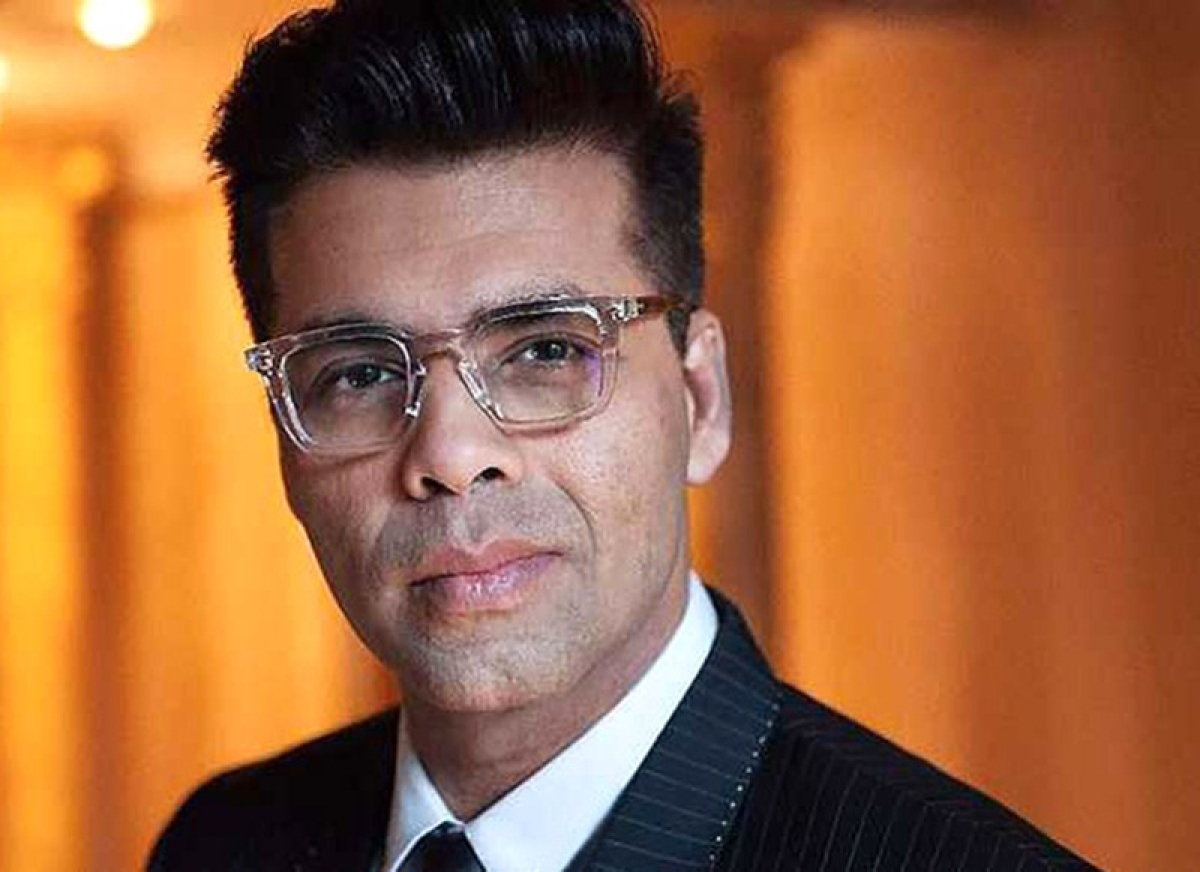 Karan Johar reacts to troll who asked him if he suffers from 'gender malfunction'