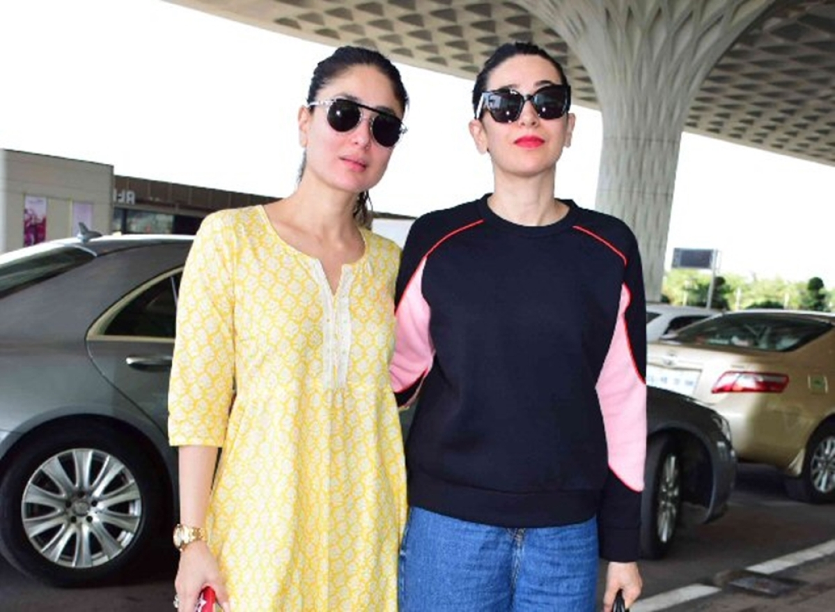Kareena Kapoor Khan's trolls reach out to Karisma Kapoor on Instagram, , here's why