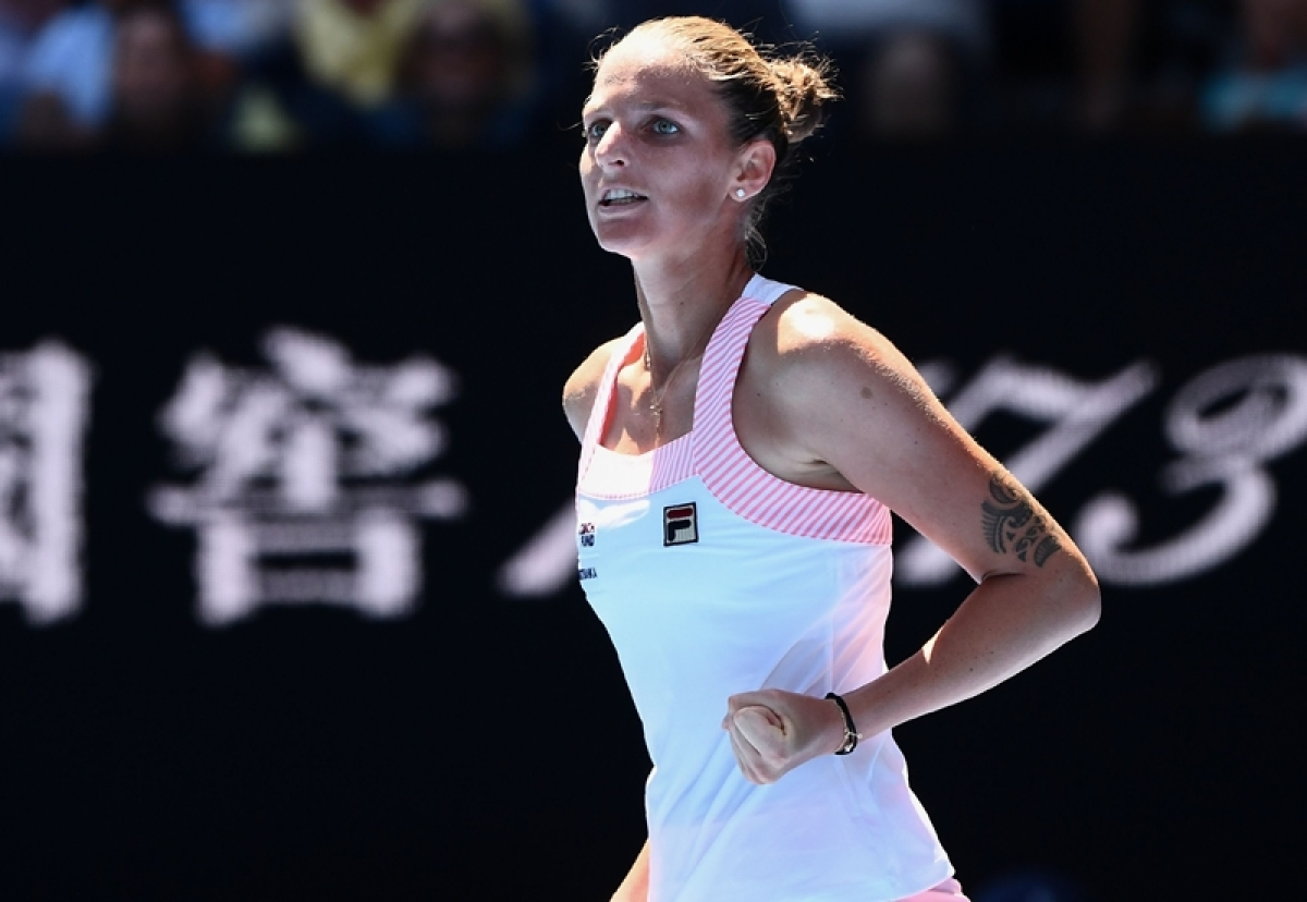 Australian Open 2019: Pliskova shocks Serena Williams to book semi-final berth