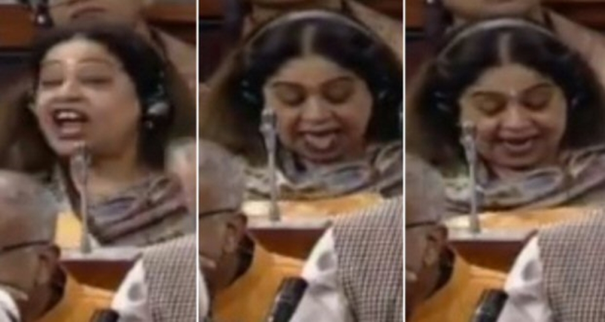 Kirron Kher's hilarious expressions at Lok Sabha will make you go all ROFL