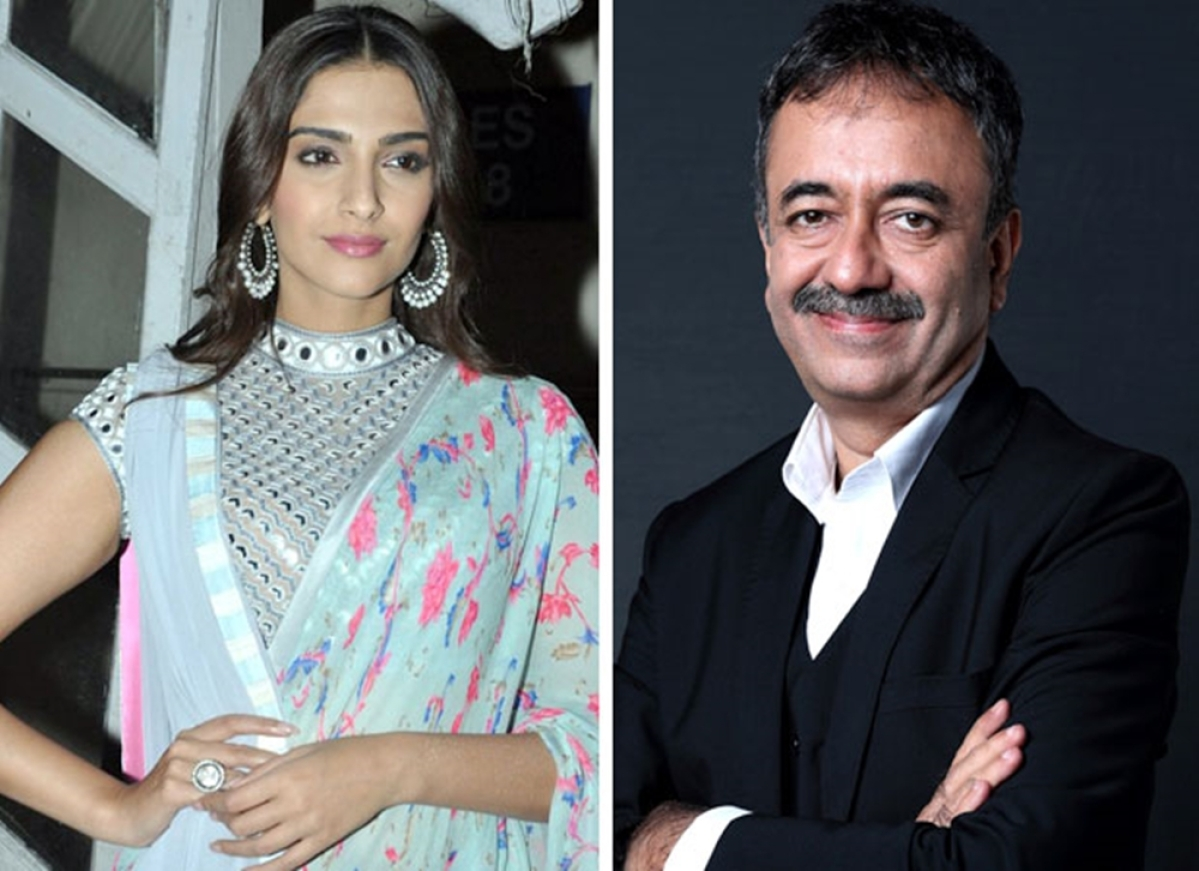 Sonam Kapoor supports Rajkumar Hirani, questions the truth about harassment allegations against him