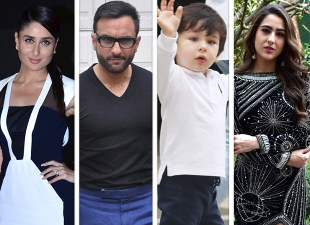 Taimur walks out of the house and it makes the news: Sara Ali Khan