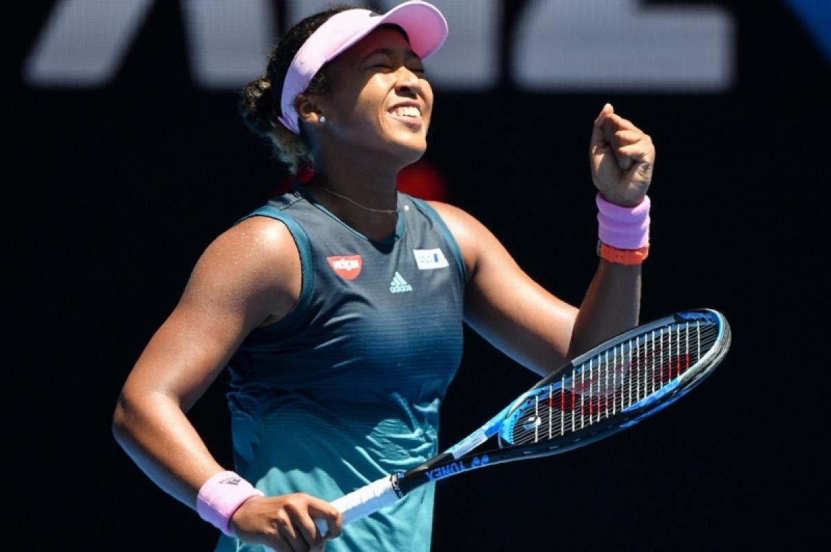 Australian Open 2019: Osaka beats Sevastova to set up last-eight clash with Svitolina