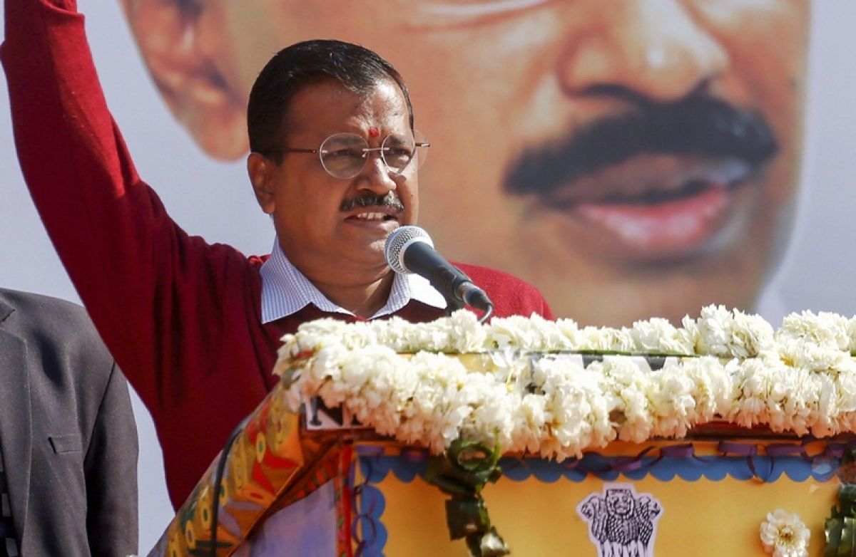 AAP will fight and win Lok Sabha polls on its own: Delhi CM Arvind Kejriwal