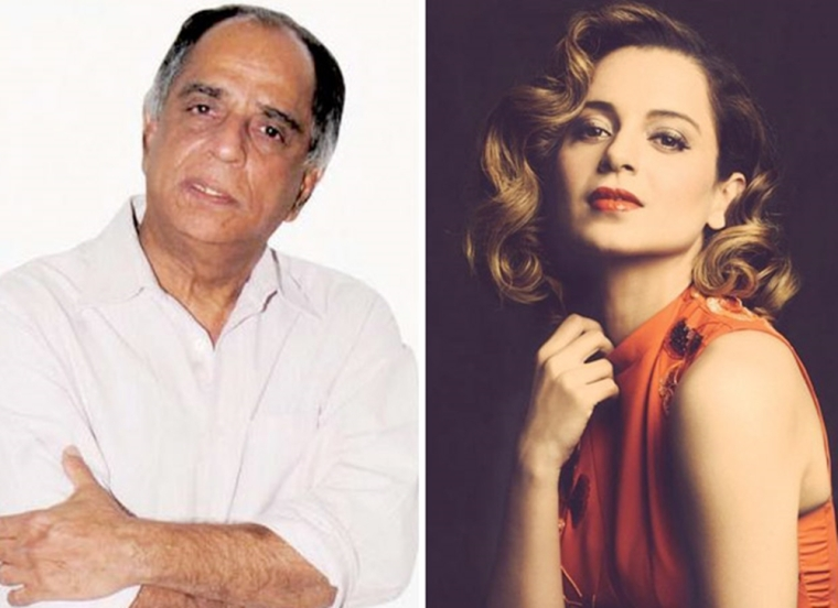 Kangana Ranaut's original Bollywood debut to be revived by Pahlaj Nihalani with another actress