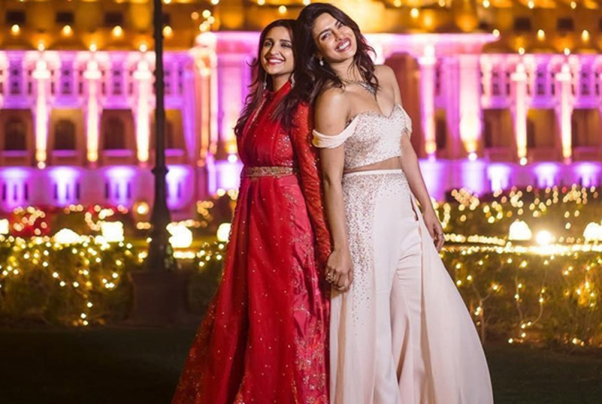 This unseen pic of Parineeti, Priyankafrom latter's wedding shed major sibling goals