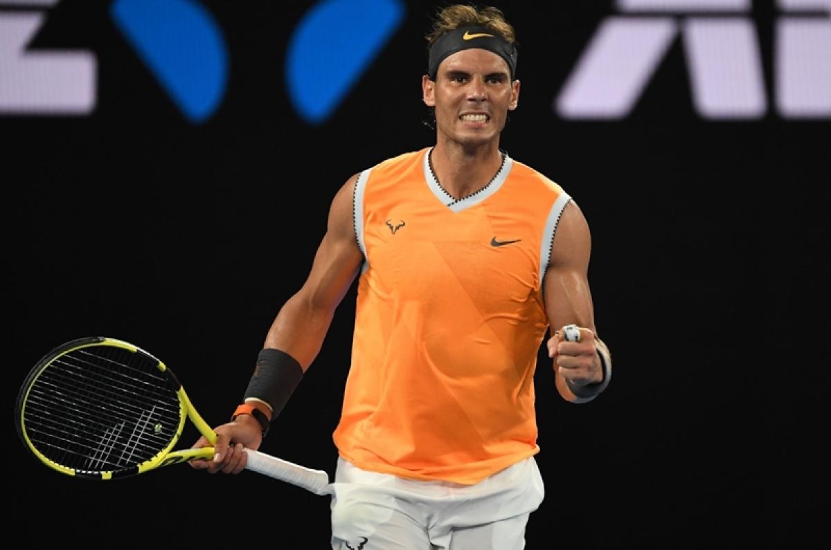 Ruthless Nadal crushes NextGen star Tsitsipas to reach Australian Open final