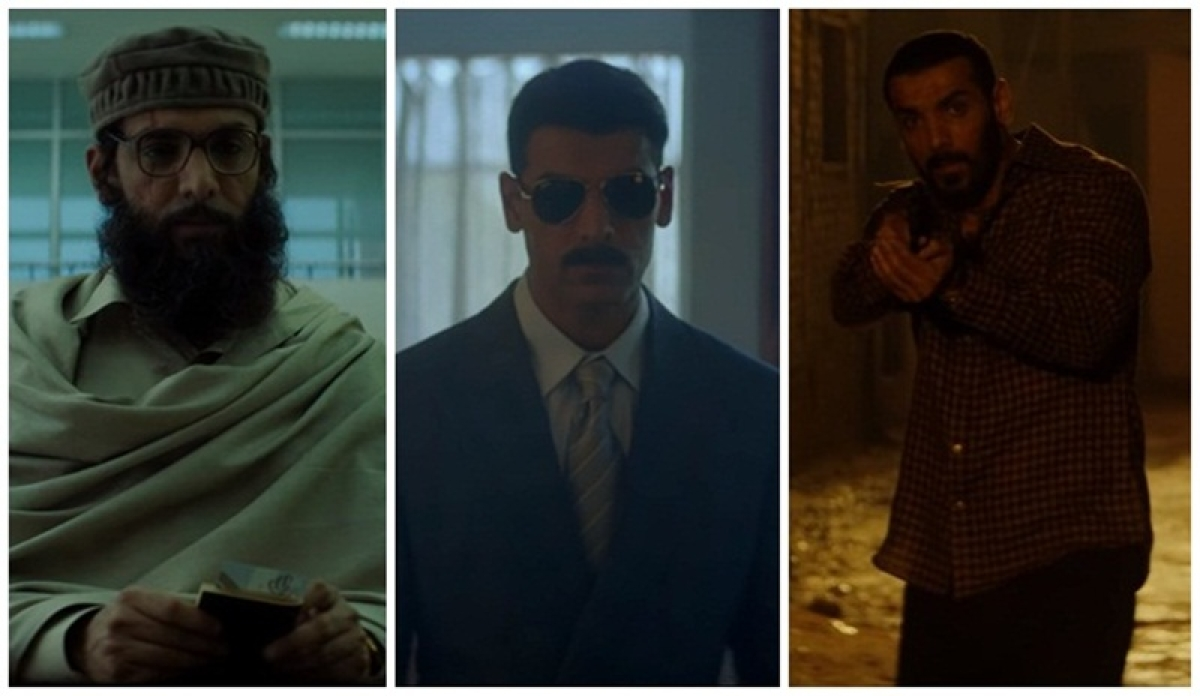 'Romeo Akbar Walter' teaser: John Abraham dawns many faces in his upcoming Spy movie