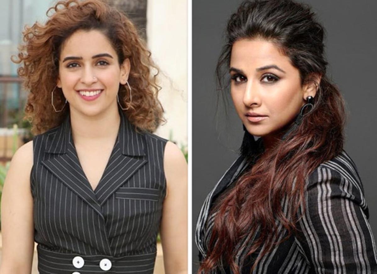 Sanya Malhotra joins Vidya Balan in Shakuntala Devi biopic