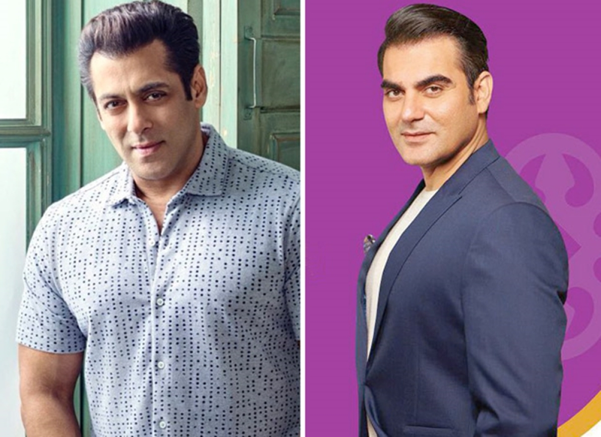 Salman Khan starrer 'DABANGG 3' to go on floor in APRIL, confirms Arbaaz Khan