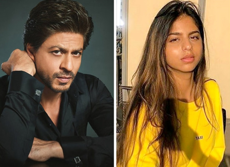 Shah Rukh Khan's dating advice to daughter Suhana is to stay away from a guy like him!