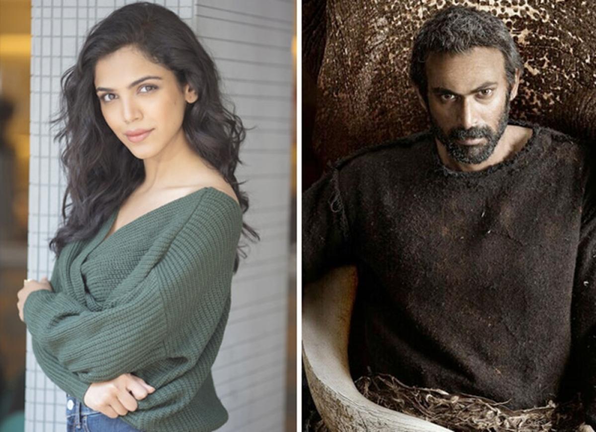 Shriya Pilgaonkar replaces Kalki Koechlin in Rana Daggubati's 'Haathi Mere Saathi'