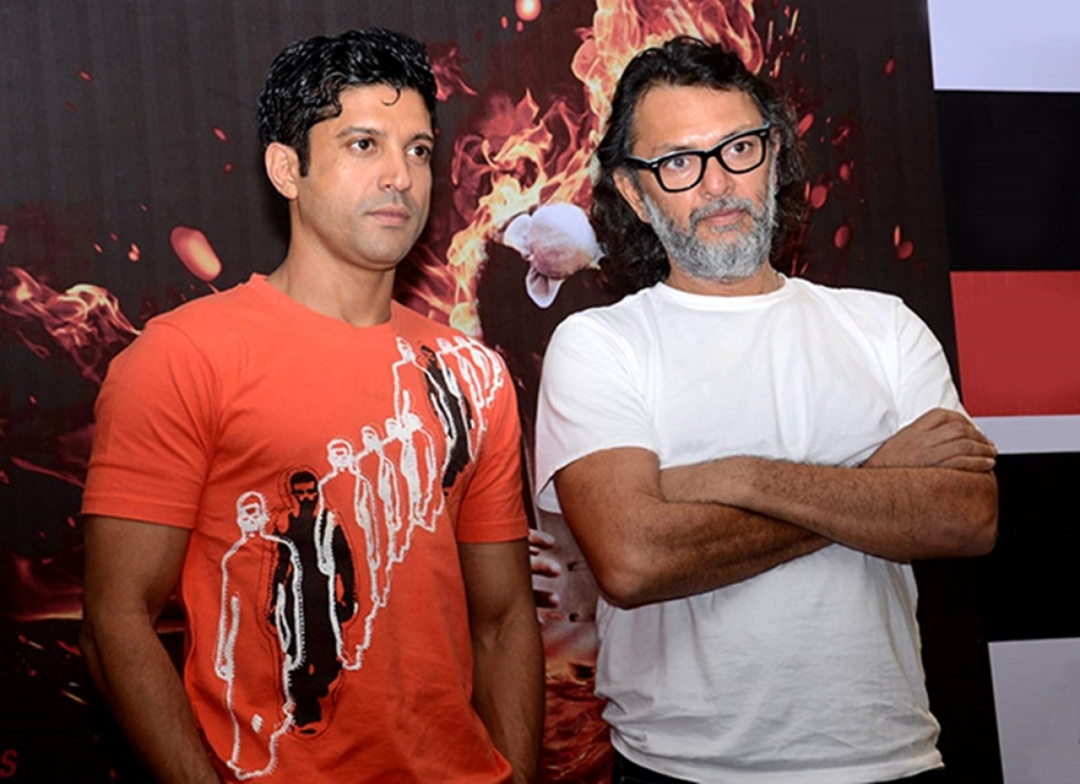 Farhan Akhtar, Rakeysh Omprakash Mehra reunite after 6 years for another sports film