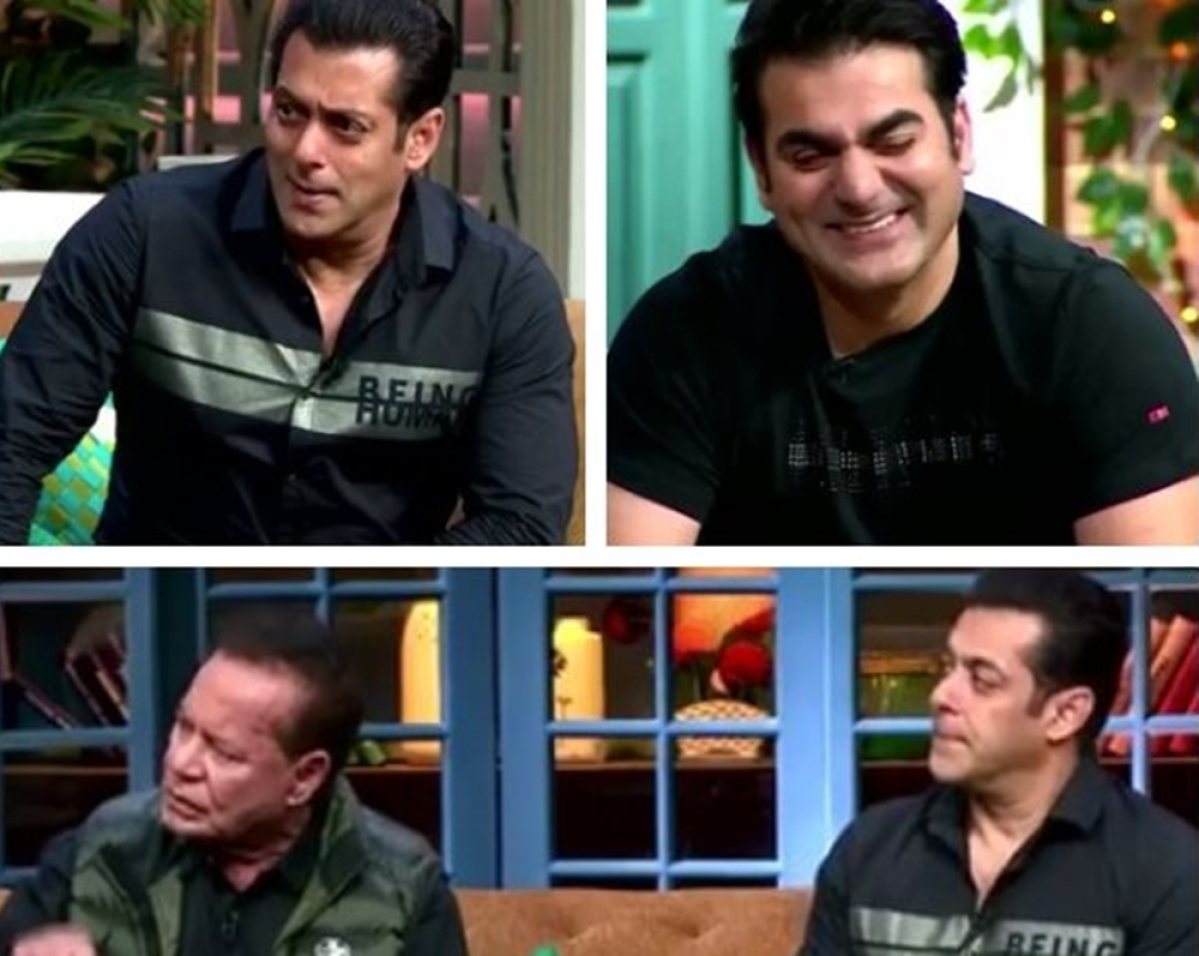 When Salim Khan wanted Arbaaz to DIE in 'Hello Brother' instead of Salman; watch video