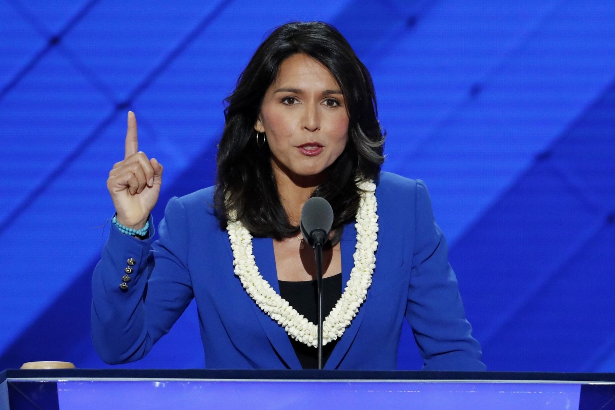 All you need to know about Tulsi Gabbard the 1st Hindu-American to run for presidency