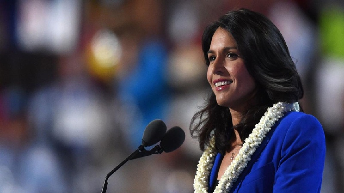 US presidential candidate Tulsi Gabbard sues Google for hindering her campaign