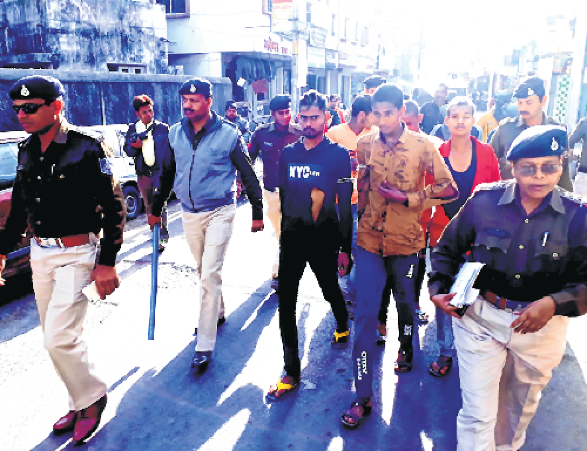 Ujjain: 2 incidents of loots in city, 3 arrested