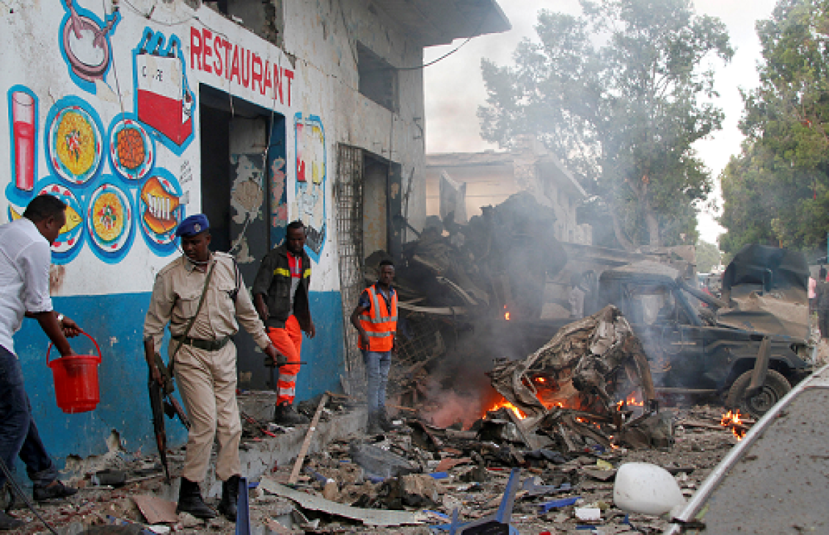 15 killed in ongoing Islamist attack on Kenya hotel complex
