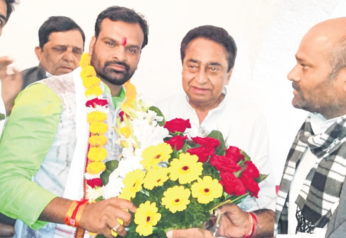 Ujjain: Big setback for BJP ahead  of Zila Panchayat elections
