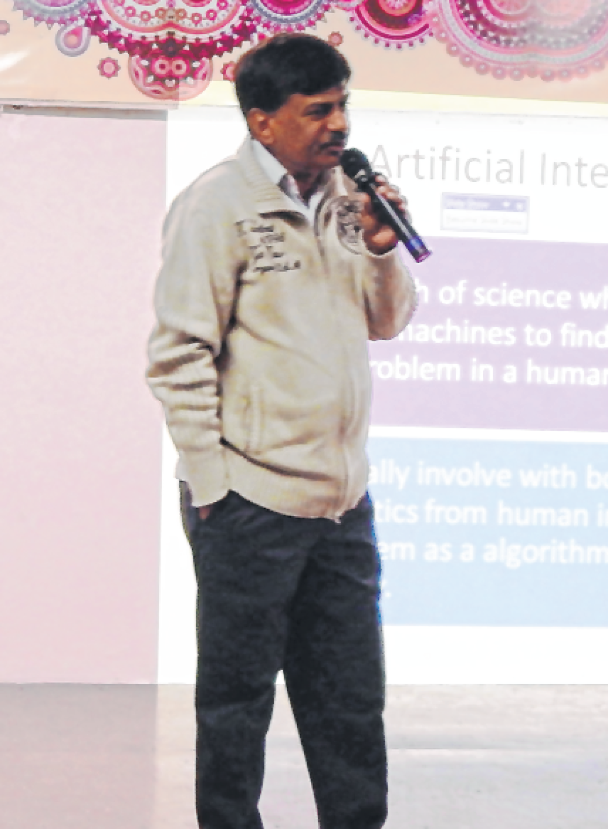 Bhopal: SISTec holds tech-talk on Artificial Intelligence