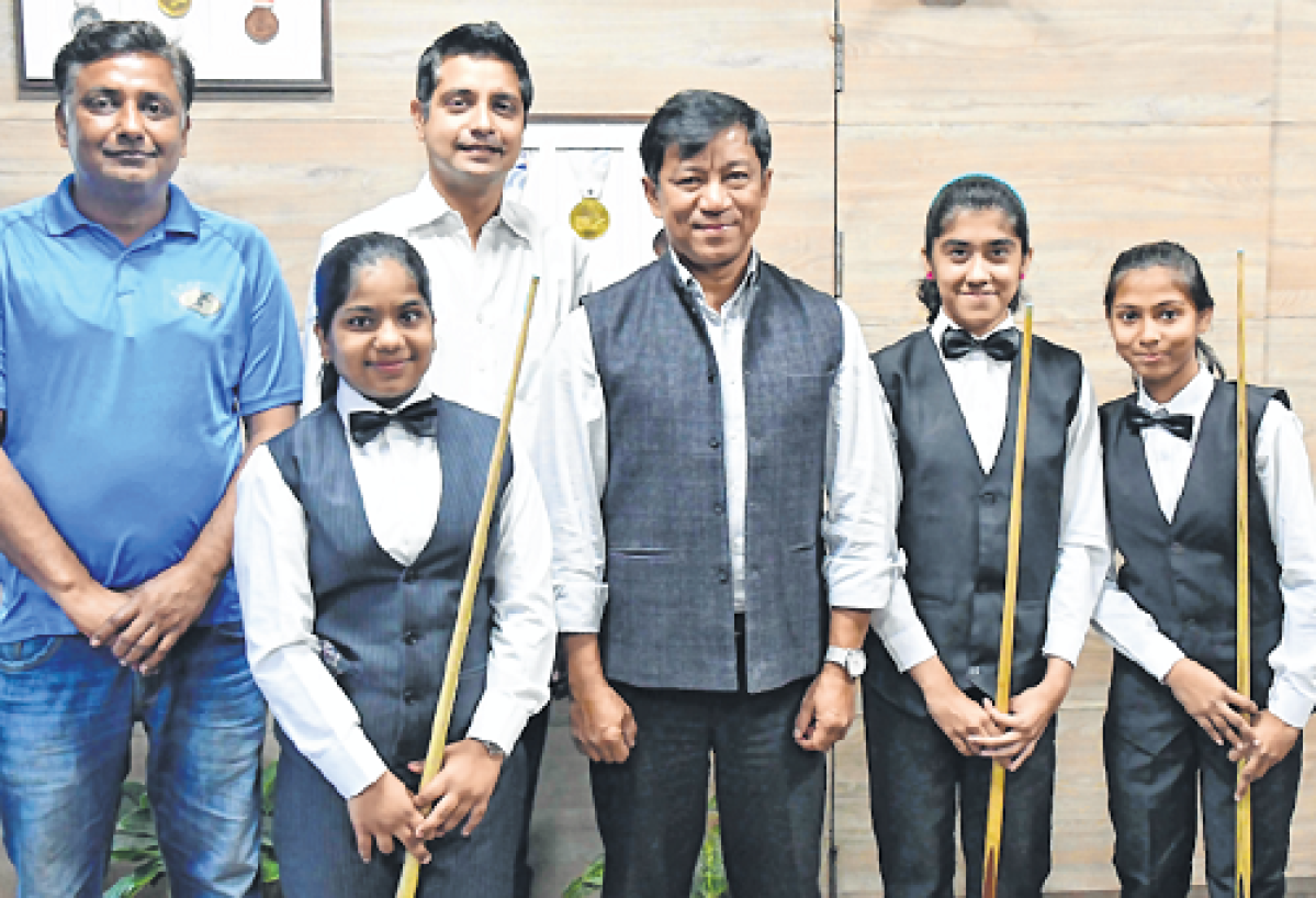 Bhopal: In a first, city girls make it to National Billiard tournament