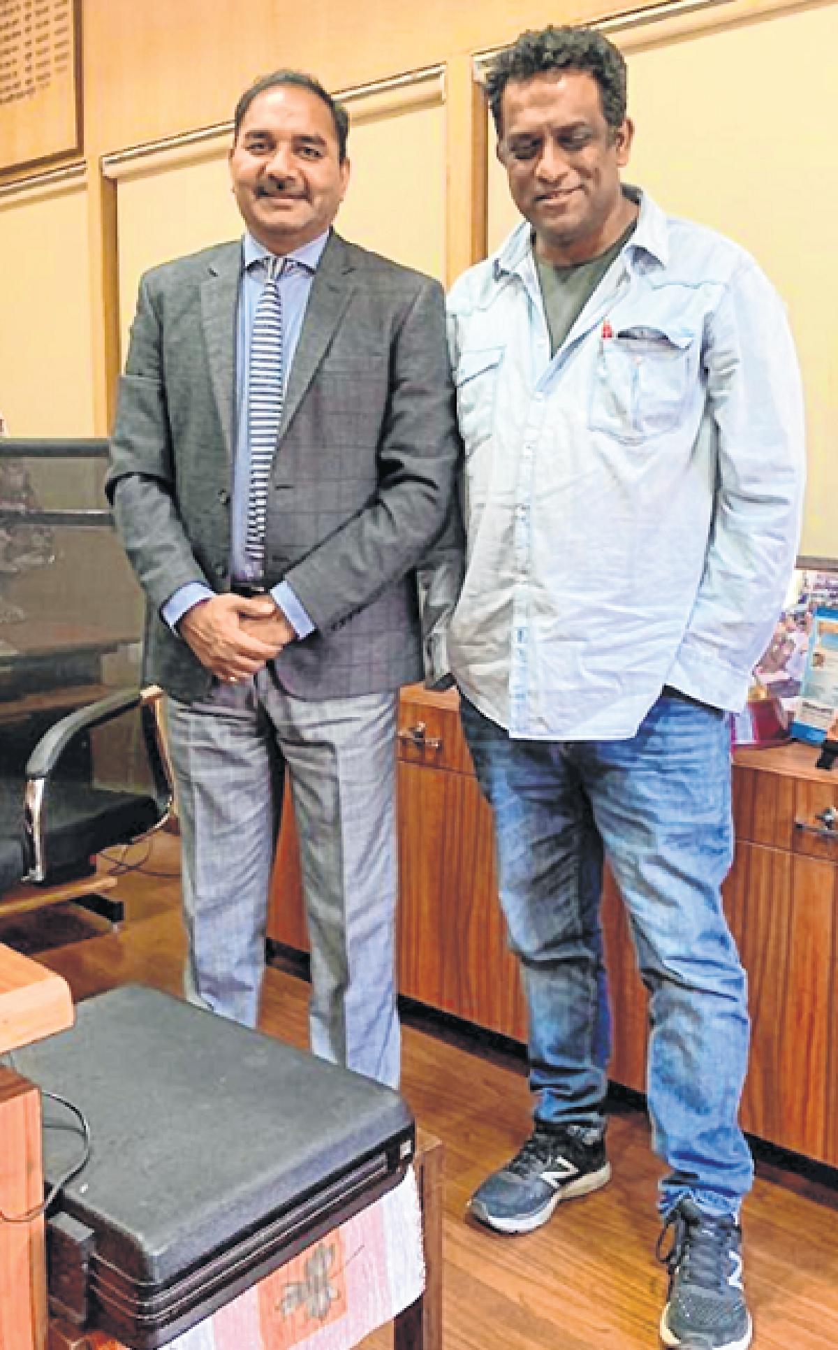 Bhopal: Director Anurag Basu mulling movie over Bhopal serial killer, rape case
