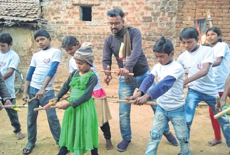 Bhopal: Tribal children of MP to perform Gond dance at National event