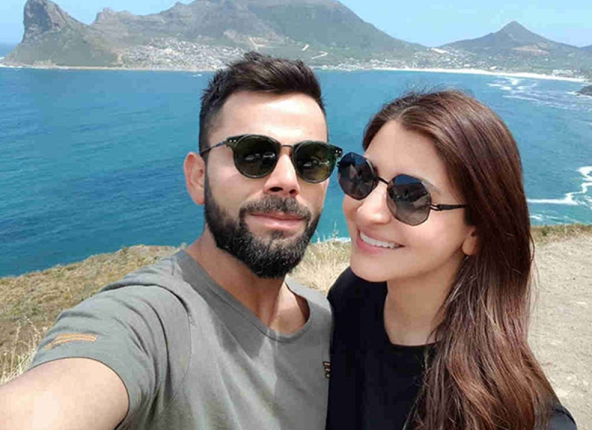 Watch! Virat Kohli's cute puppy face for wife Anushka Sharma is too awwdorable to miss