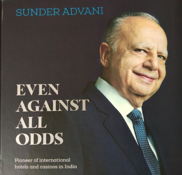 'Success' comes before 'work' only in the dictionary: International hotels and casinos' pioneer Sunder Advani
