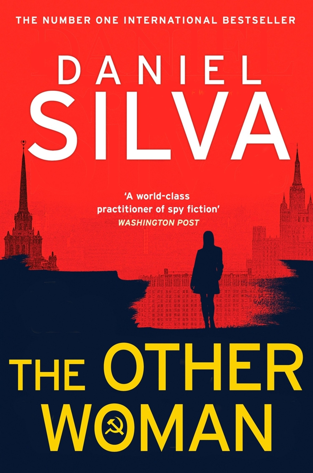 The Other Woman by Daniel Silva: Review