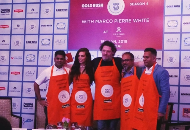 Chef Marco Pierre White to make Indian culinary debut with 'World On A Plate'