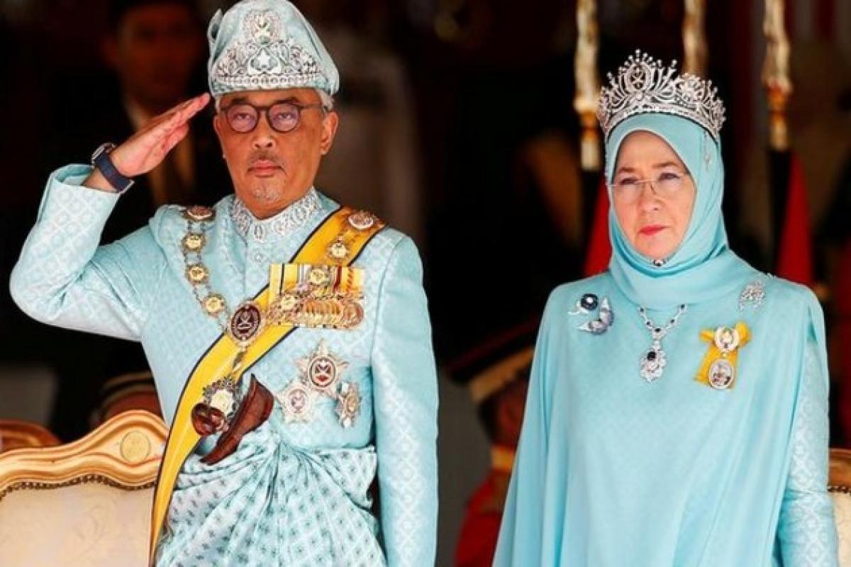 Malaysia's 16th King takes oath in Kuala Lumpur