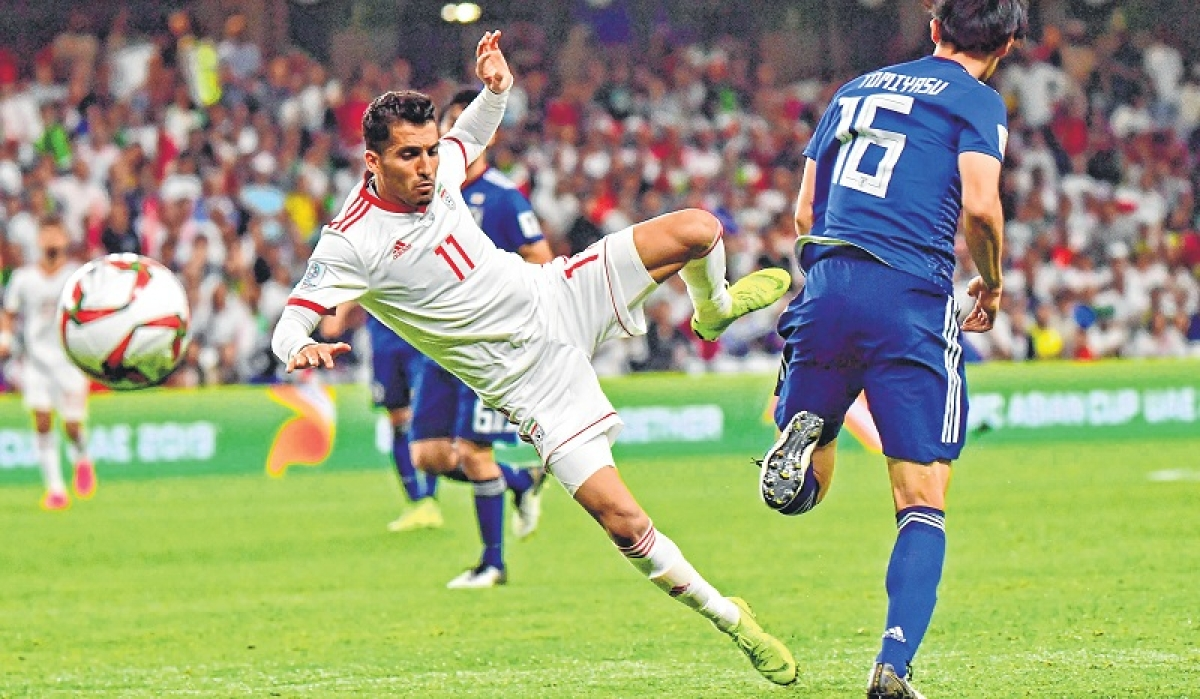 AFC Asian Cup semi-finals: Japan ride on controversial penalty to thrash Iran 3-0