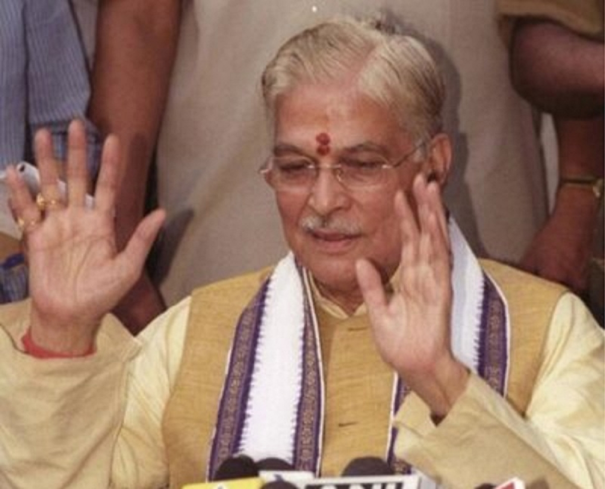 Lok Sabha polls: Murli Manohar Joshi to seek re-election from Kanpur