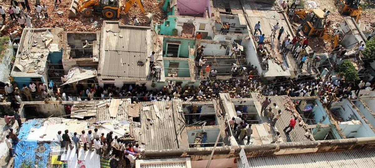 Bhopal: Slum-dwellers to continue living in neighborhood