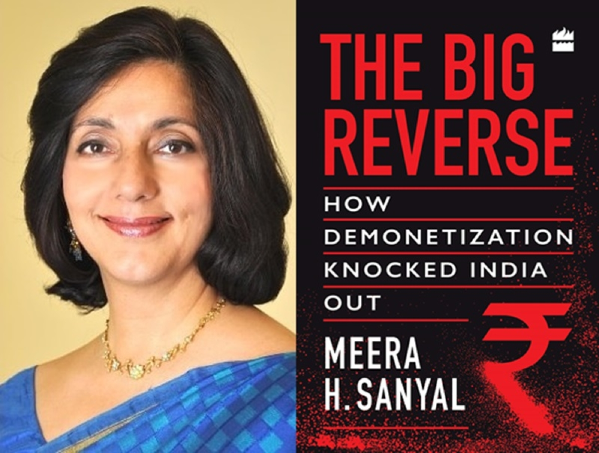 The Big Reverse: Startling revelations by Meera Sanyal in her book on demonetisation before death