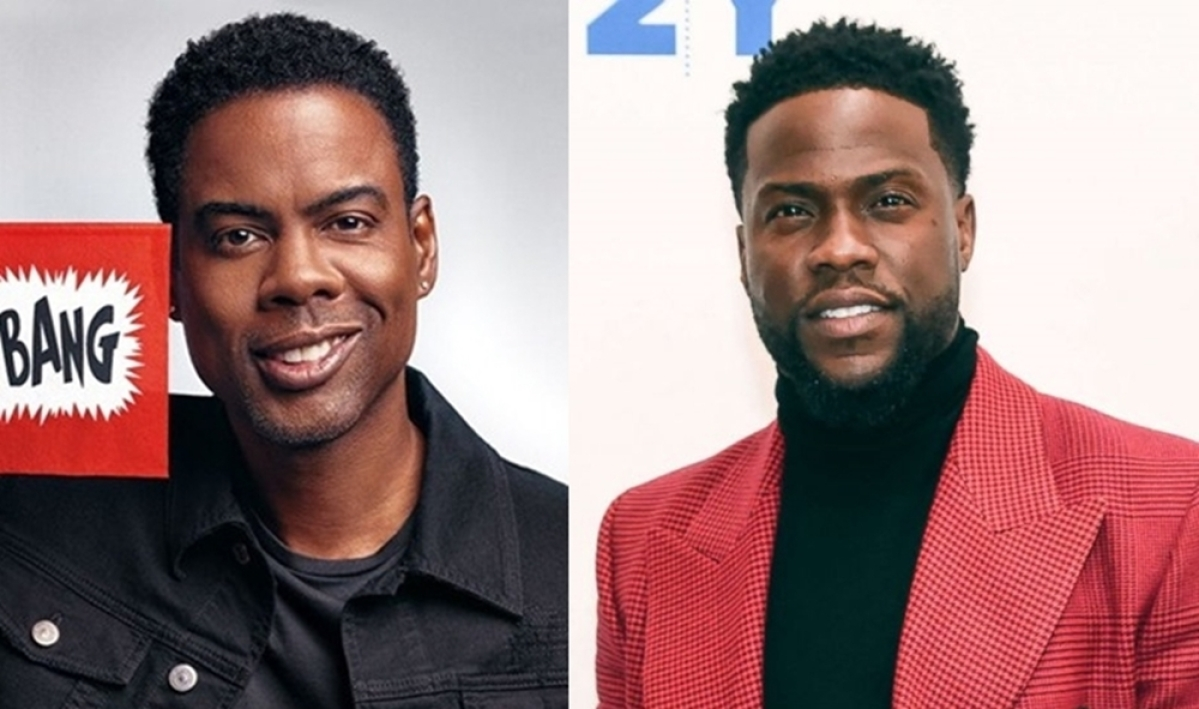 Kevin Hart apologises again for his for homophobic tweets; Chris Rock doesn't want to host Oscars