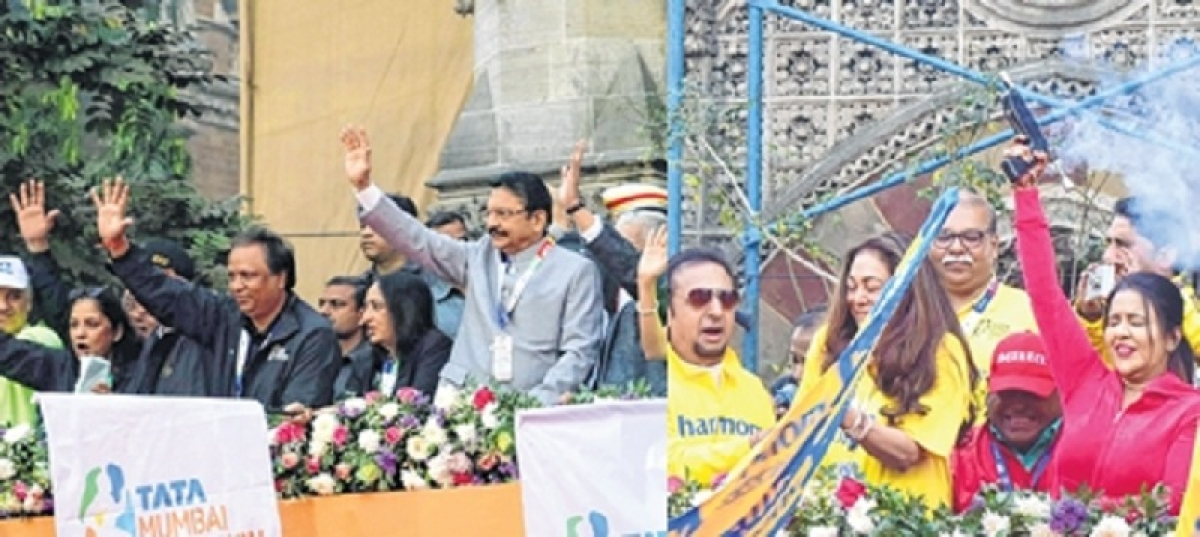 Mumbai Marathon 2019: Lack of glamour quotient