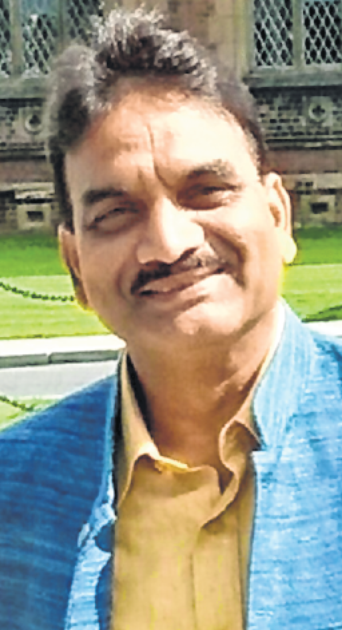 Bhopal: Jain to participate in poets' meet