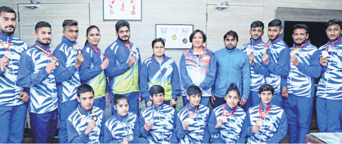 Bhopal: State academy athletes make it to Natl Karate C'ship