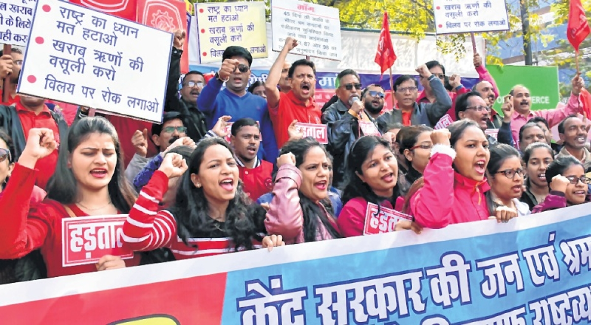 Bhopal: Banking ops, postal services partially affected