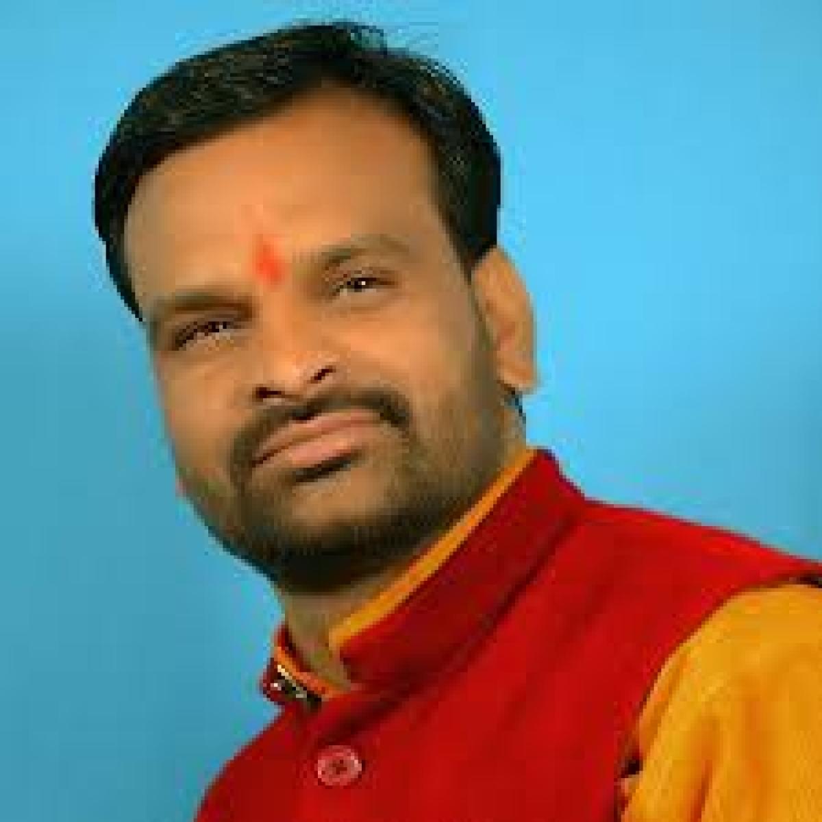 Ujjain: Pratap Singh Arya returns to BJP Joined Congress to expose horse trading