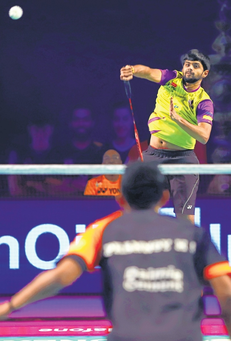 Kidambi Srikanth, B. Sai Praneeth shine for Raptors