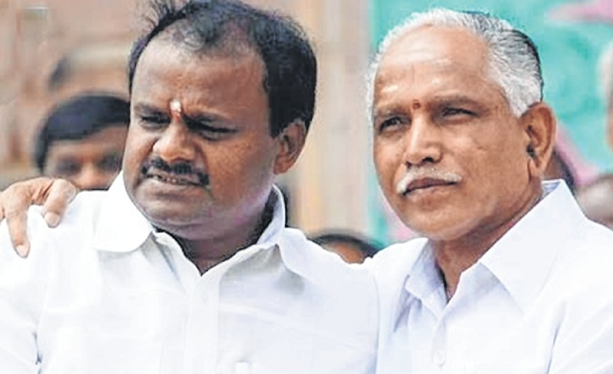 Usual natak: MLAs missing, but who is poaching whom?