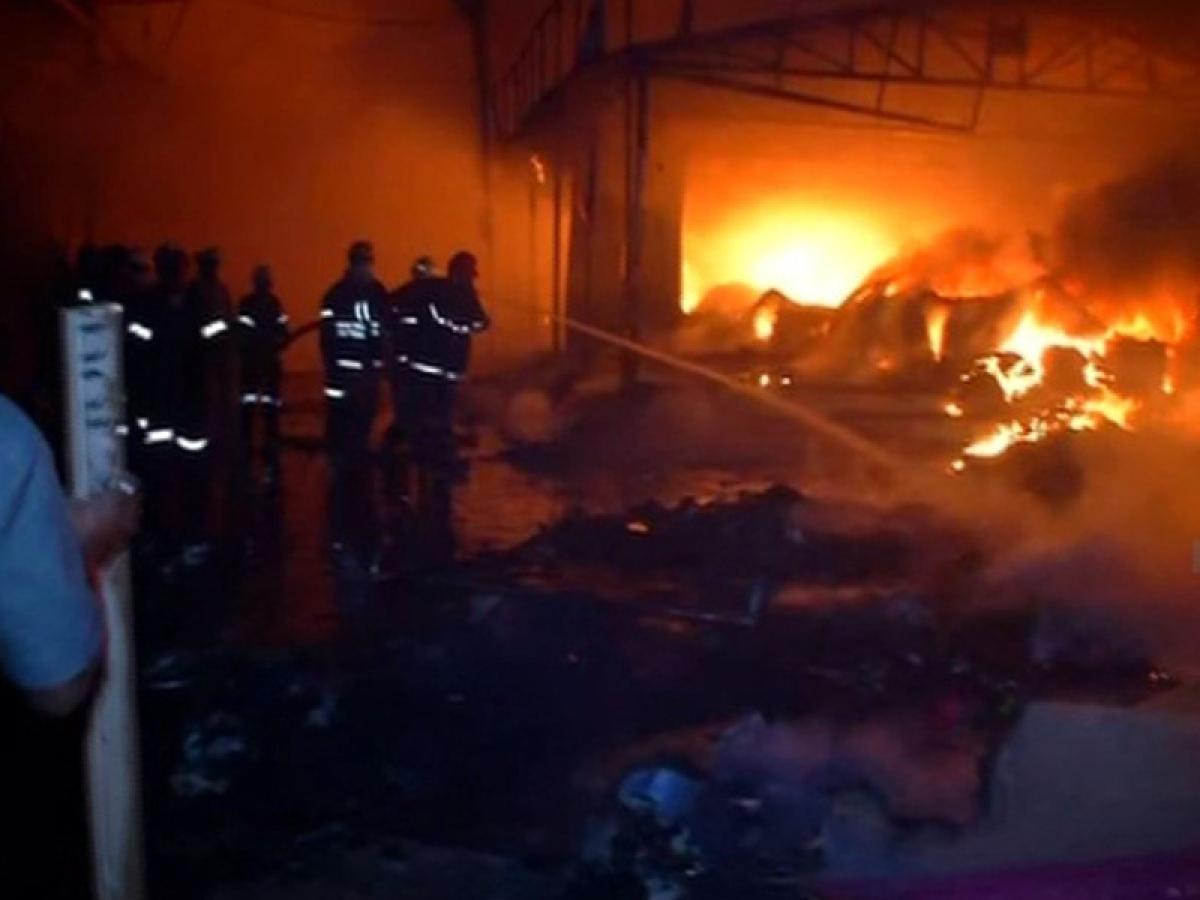 Bihar: 200 huts gutted in Muzaffarpur fire