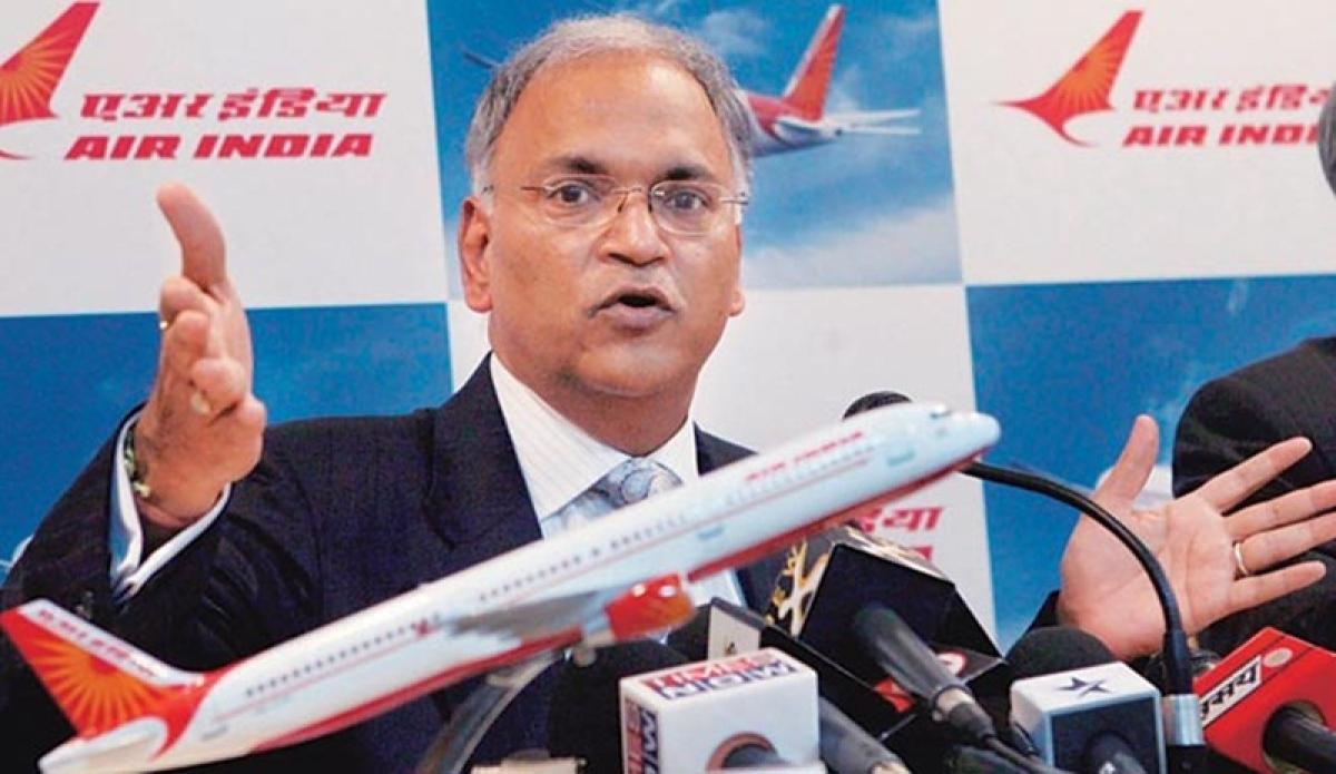 CBI books former Air India chief Arvind Jadhav in corruption case